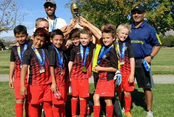 Home Cga Academy Soccer Club